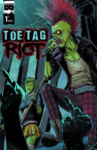 Toe Tag Riot #1