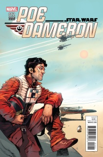 Star Wars: Poe Dameron #12 (Bengal Cover)