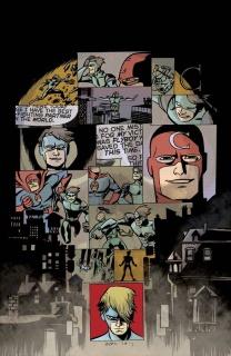 Sidekick #4 (Urusov Cover)