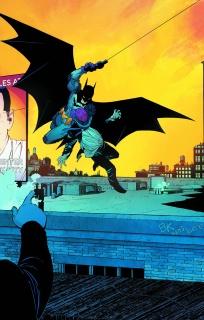 Batman Vol. 4: Zero Year, Secret City
