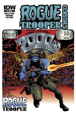 Rogue Trooper Classics #1