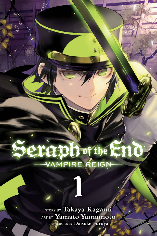 Seraph of the End Vol. 1: Vampire Reign