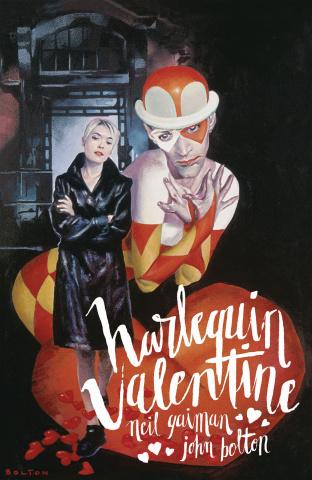 Harlequin Valentine