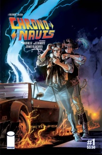Chrononauts #1 (2nd Printing)