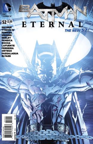 Batman Eternal #52 (Variant Cover)
