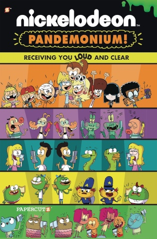 Nickelodeon: Pandemonium Vol. 3: Receiving You Loud and Clear