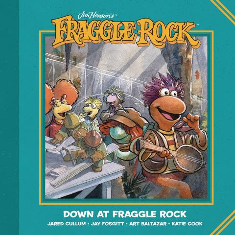 Down at Fraggle Rock