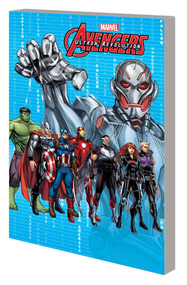 Marvel Universe Avengers: Ultron Revolution Vol. 1 (Digest)