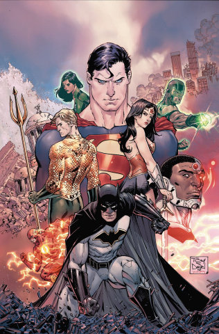 Justice League: Rebirth Book 1