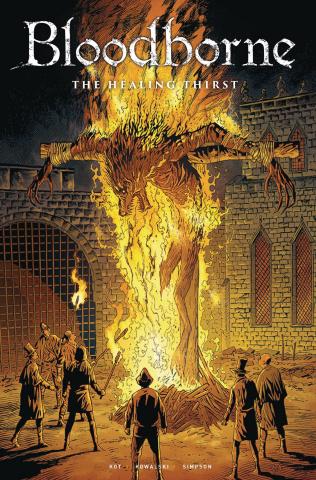 Bloodborne #8 (Kowalski Cover)