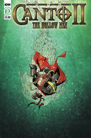 Canto II: The Hollow Men #3