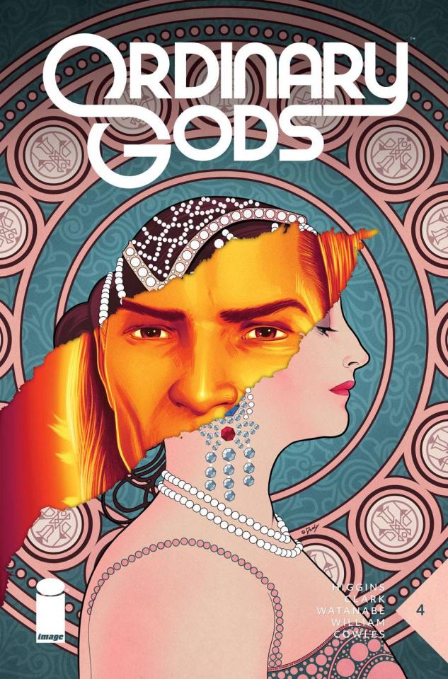 Ordinary Gods #4 (25 Copy Doaly Cover)