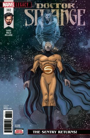Doctor Strange #382 (2nd Printing)