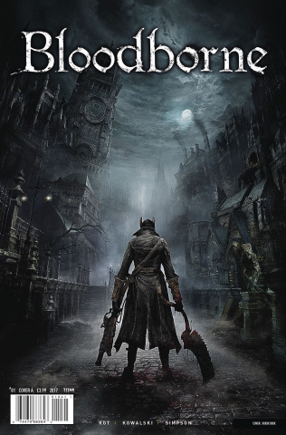 Bloodborne #1 (Game Cover)