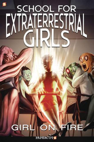 School For Exraterrestrial Girls Vol. 1
