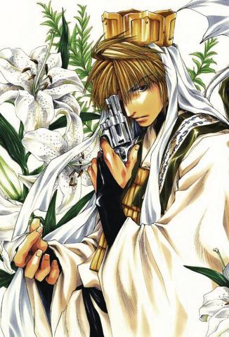 Saiyuki: The Original Series Resurrected Vol. 2
