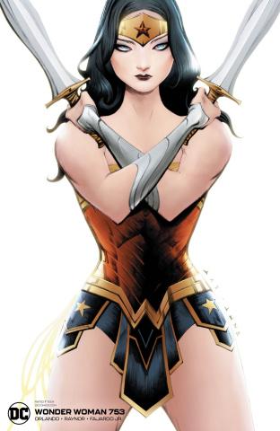 Wonder Woman #753 (Jae Lee Cover)