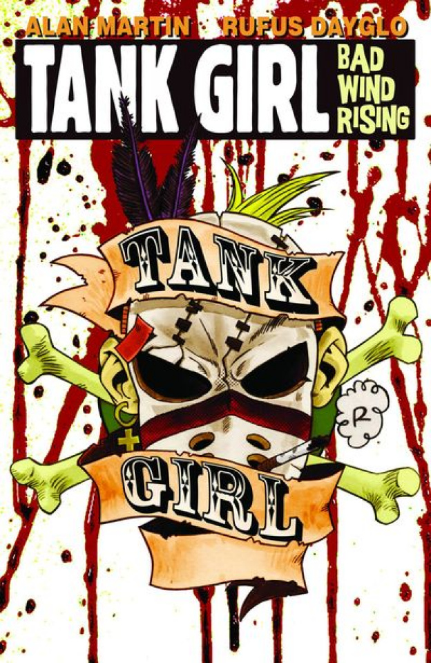 Tank Girl: Bad Wind Rising #4