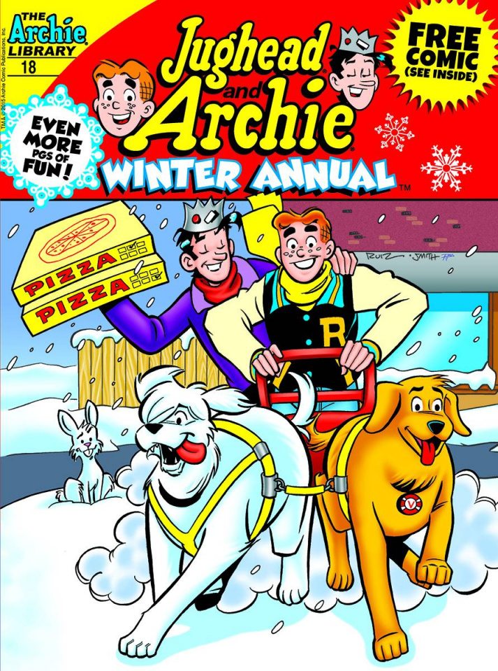Jughead & Archie Winter Annual Digest #18