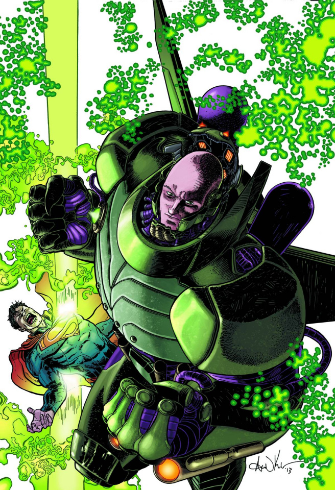 Action Comics #23.3: Lex Luthor