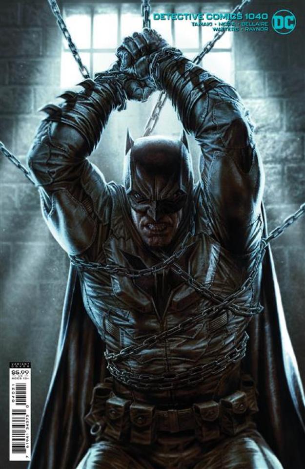 Detective Comics #1040 (Lee Bermejo Card Stock Cover)