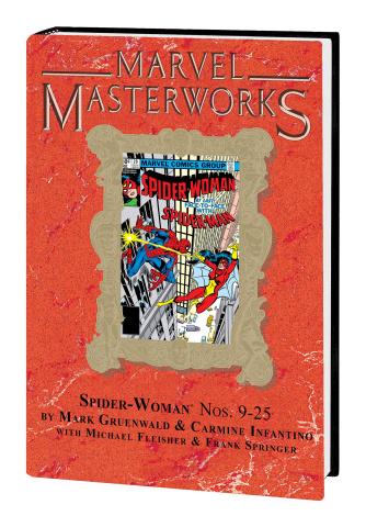 Spider-Woman Vol. 2 (Marvel Masterworks)