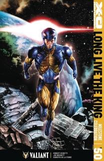 X-O Manowar #50 (Suayan Cover)
