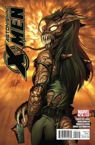 Astonishing X-Men #40