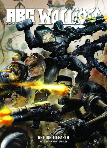 A.B.C. Warriors: Return To Earth