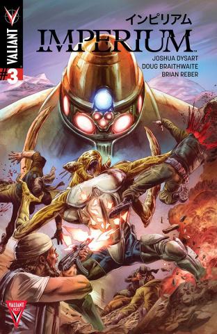 Imperium #3 (Braithwaite Cover)