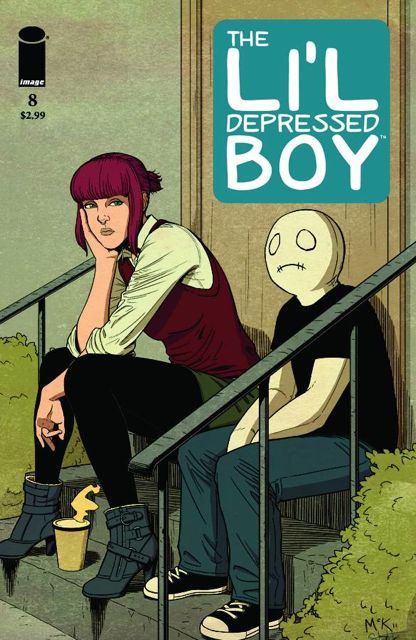The Li'l Depressed Boy #8