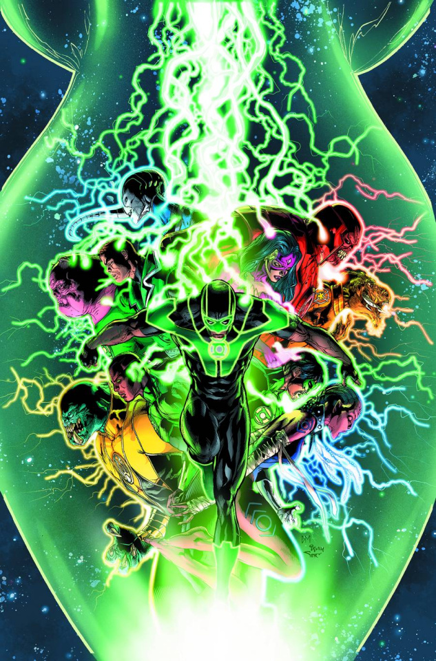 Green Lantern Vol. 3: The End