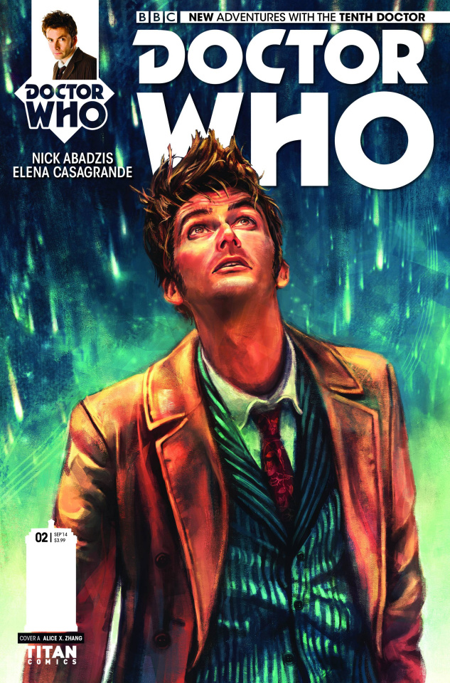 Doctor Who: New Adventures with the Tenth Doctor #2