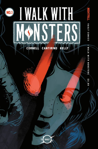 I Walk With Monsters #1 (Hickman Cover)