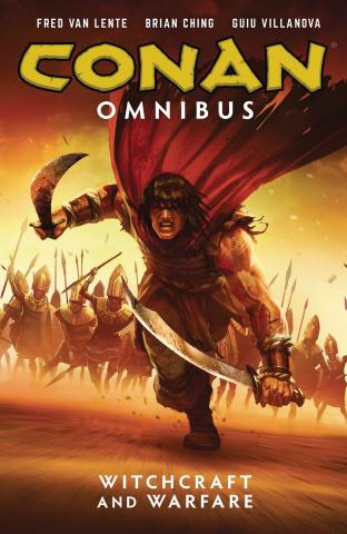 Conan Vol. 7: Witchcraft and Warfare (Omnibus)