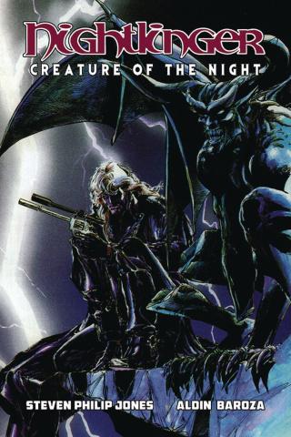 Nightlinger: Creature of the Night