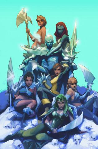Astonishing X-Men #63