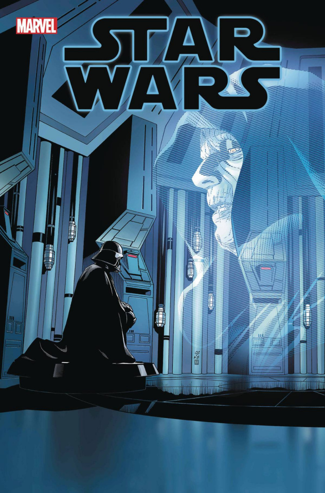 Star Wars #7 (Sprouse Empire Strikes Back Cover)