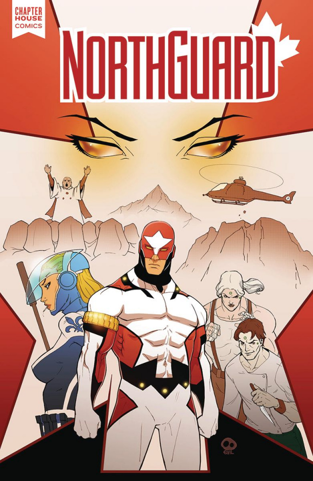 NorthGuard #2 (Vedder Cover)