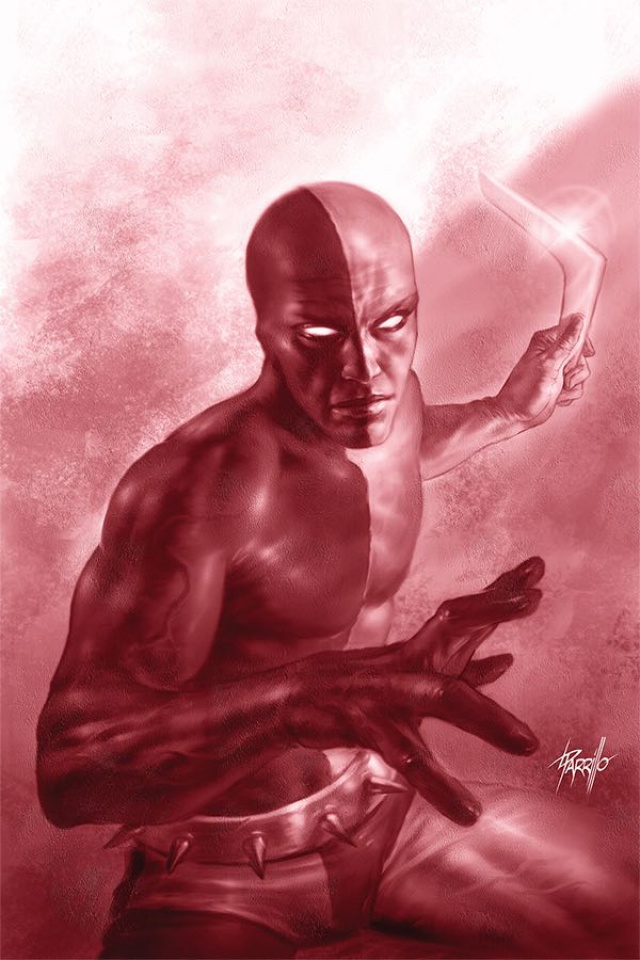 The Death-Defying Devil #2 (20 Copy Parrillo Crimson Cover)