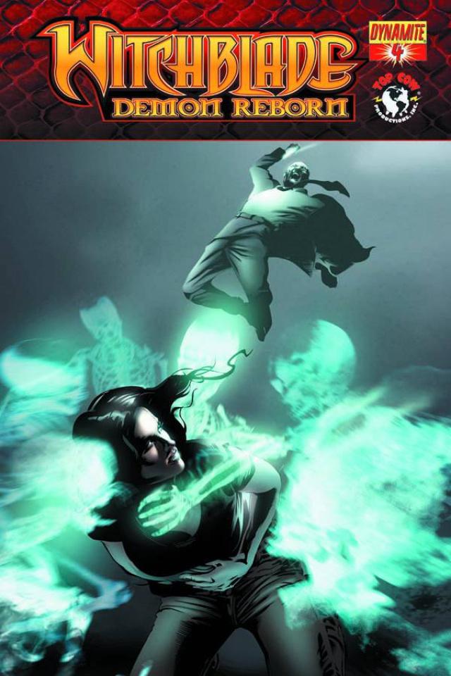 Witchblade: Demon Reborn #4