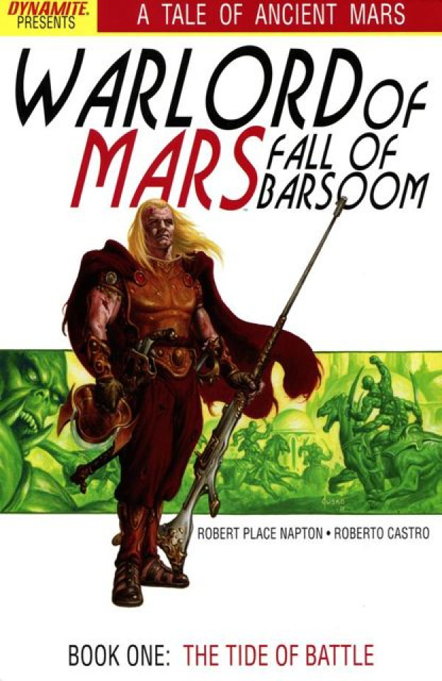 Warlord of Mars: Fall of Barsoom Vol. 1