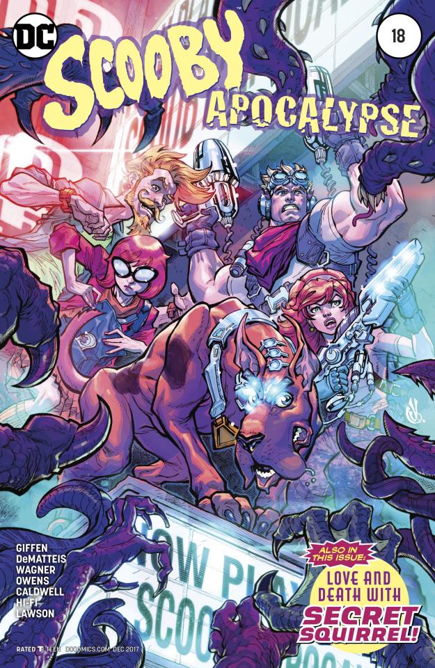 Scooby: Apocalypse #18