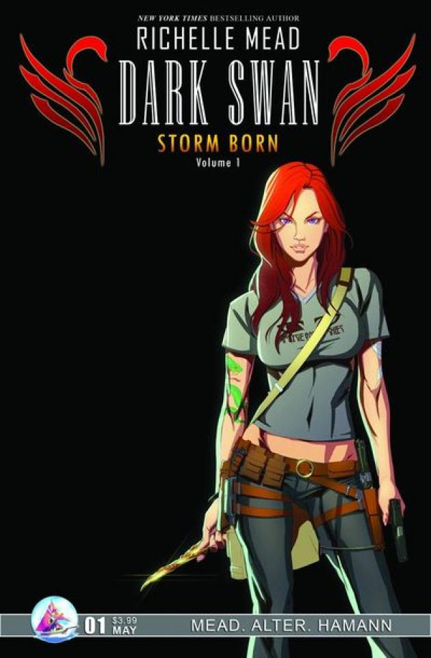 Richelle Mead's Dark Swan: Storm Born #1