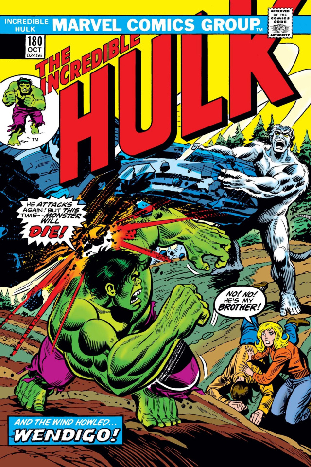 The Incredible Hulk #180 (Facsimile Edition)