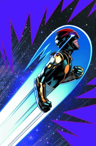 Nova #3 (Bagley Cover)