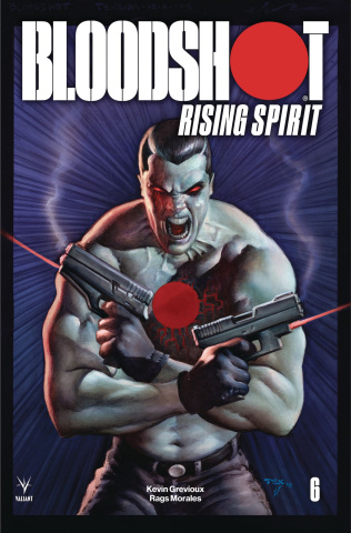 Bloodshot: Rising Spirit #6 (Texeira Cover)