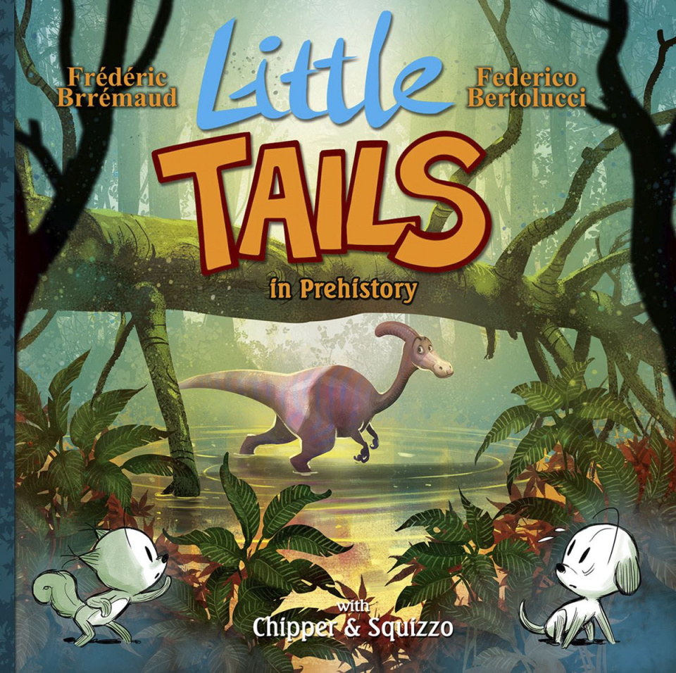 Little Tails in Prehistory Vol. 4