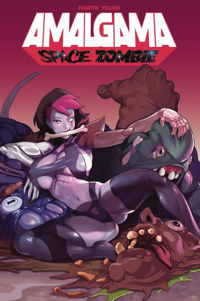 Amalgama: Space Zombie Vol. 1