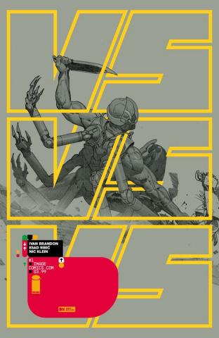 VS #1 (Ribic & Muller Cover)
